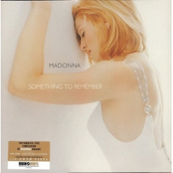 MADONNA,SOMETHING TO REMEMBER - BEST OF (LP) 1995