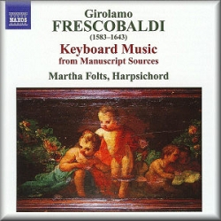 FRESCOBALDI Keyboard Music