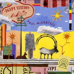 MCCARTNEY PAUL EGYPT STATION (DELUXE) 2LP LTD.