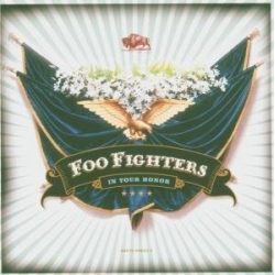FOO FIGHTERS,IN YOUR HONOR (2CD)   2005